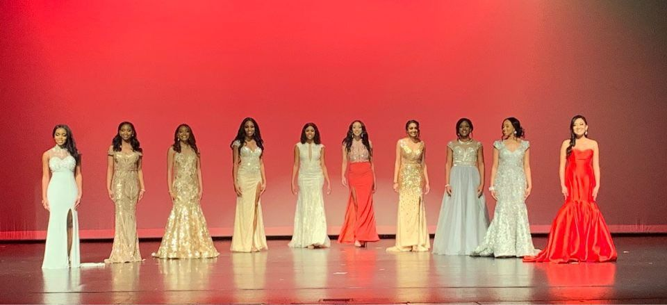 2019 Pageant Contestants